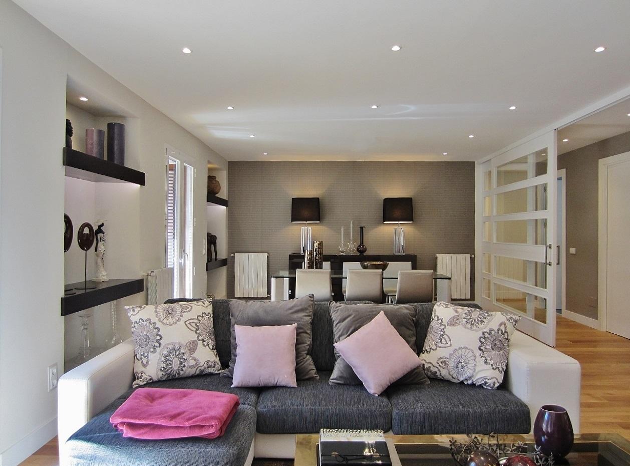 Decorar piso antiguo decorar piso antiguo affordable for Muebles estilo nordico barcelona