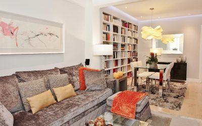 Claves para decorar un pequeño apartamento