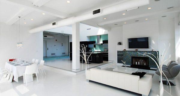 C mo decorar interiores minimalistas baluarte for Interiores minimalistas 2016