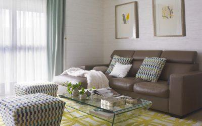Consejos para redecorar un salón pequeño