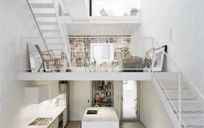 Cinco claves para darle mayor sensación de amplitud a una casa pequeña