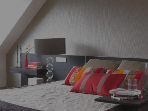 Diseño interior y decoración de un chalet en Madrid