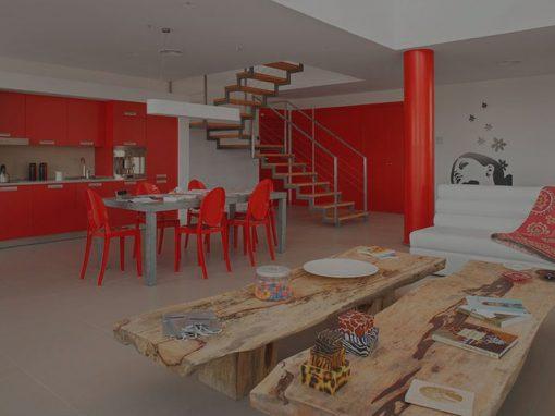 Reforma Integral y Decoración de un loft oficina