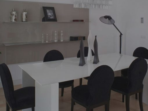 Reforma integral y decoración de un piso
